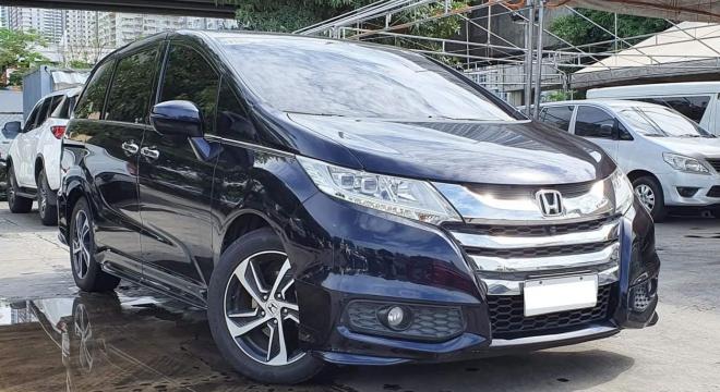 2015 Honda Odyssey 2.4L