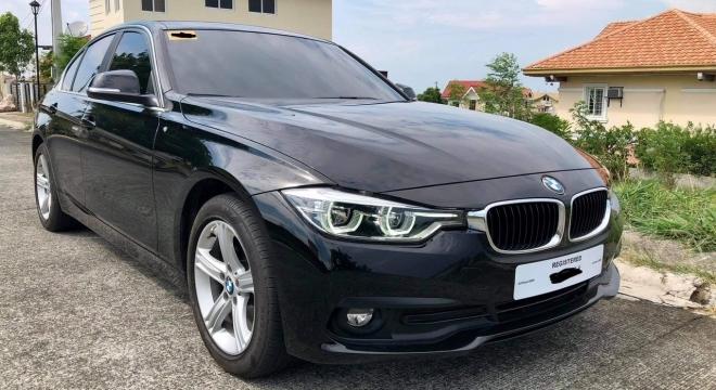 2017 BMW 3-Series Sedan AT Diesel