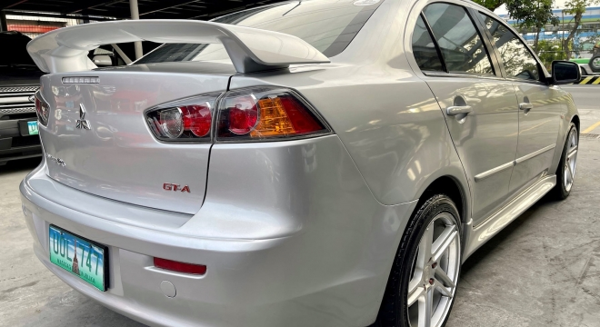 2013 Mitsubishi Lancer EX GT - A