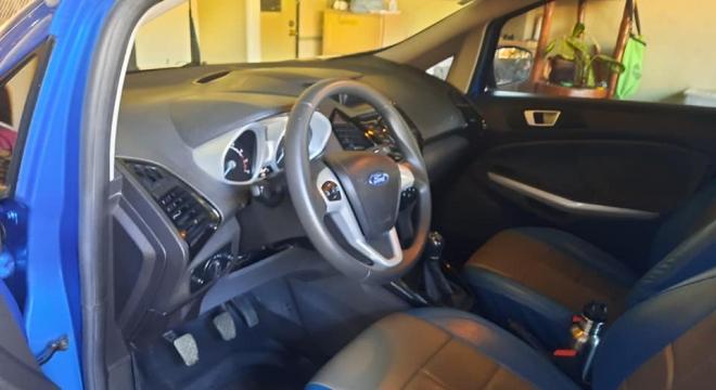2015 Ford EcoSport Trend 1.5L MT Gasoline