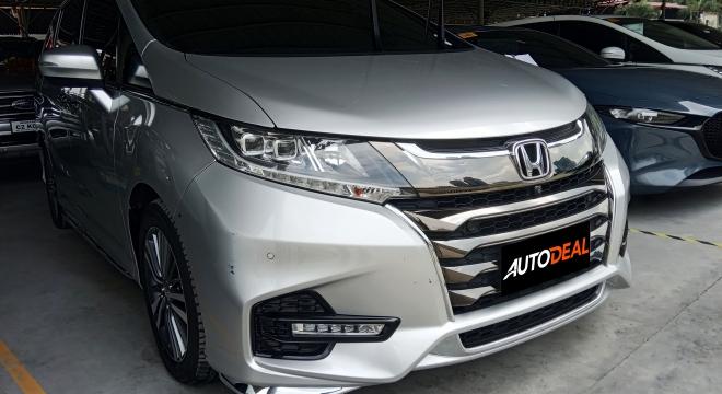 2018 Honda Odyssey 2.4 EX-V Navi CVT