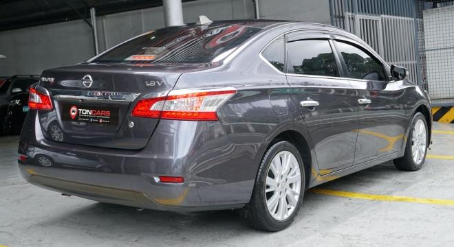 2018 Nissan Sylphy 1.8V AT Gasoline
