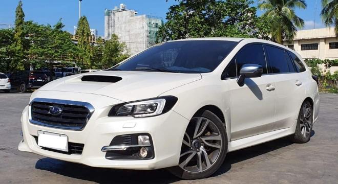2016 Subaru Levorg 1.6L CVT Gasoline