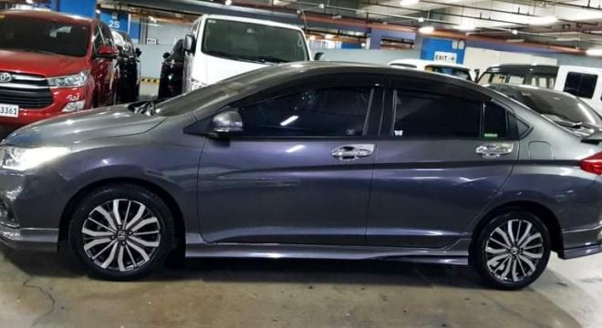 2019 Honda City VX CVT 1.5L AT Gasoline
