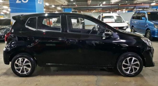 2018 Toyota Wigo G AT