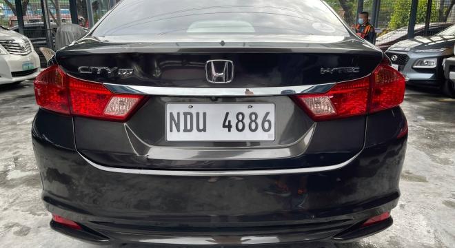 2016 Honda City VX