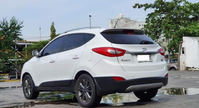 2015 Hyundai Tucson CRDi