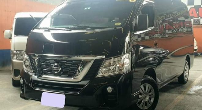 2018 Nissan Urvan Premium 2.5L AT Diesel