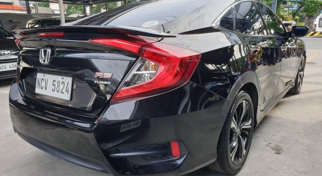 2017 Honda Civic RS Turbo