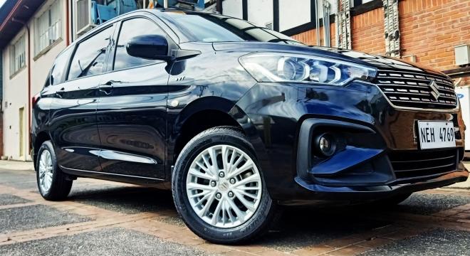 2019 Suzuki Ertiga GL 1.5 AT Black Edition