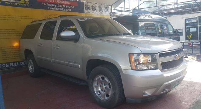 2008 Chevrolet Suburban 2LT 4X2