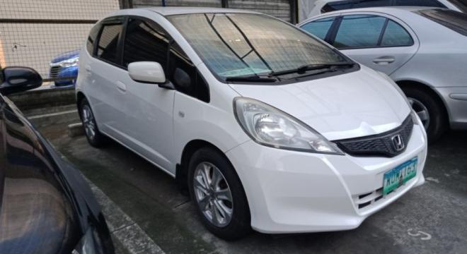 2013 Honda Jazz 1.5 E MT
