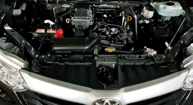 2018 Toyota Avanza 1.3 E AT