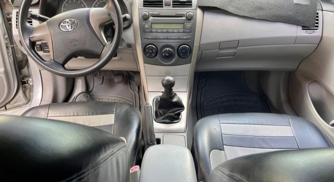 2008 Toyota Corolla Altis 1.6 E MT