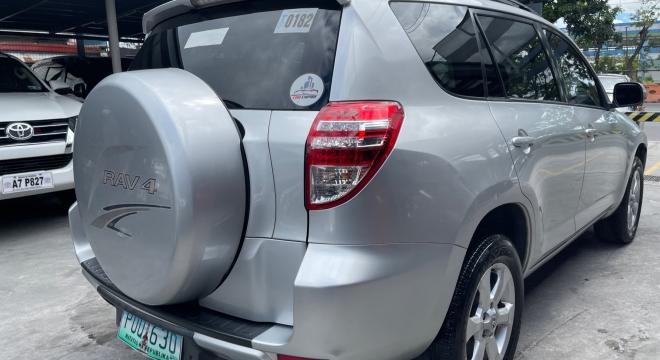 2011 Toyota Rav4 (4X2) AT
