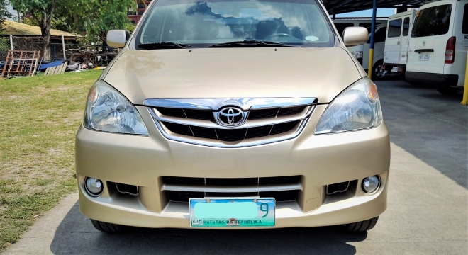 2009 Toyota Avanza 1.5 G AT