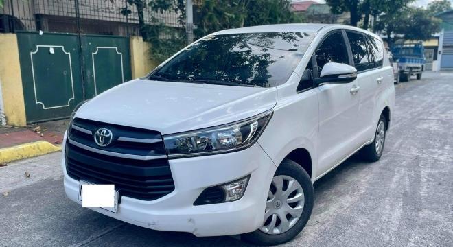 2017 Toyota Innova J 2.8L MT Diesel