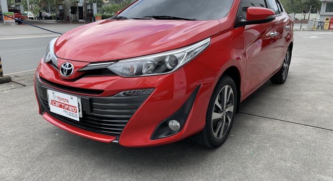 2018 Toyota Vios G AT