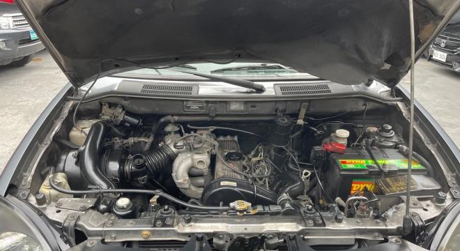 2017 Mitsubishi Adventure 2.5L MT Diesel