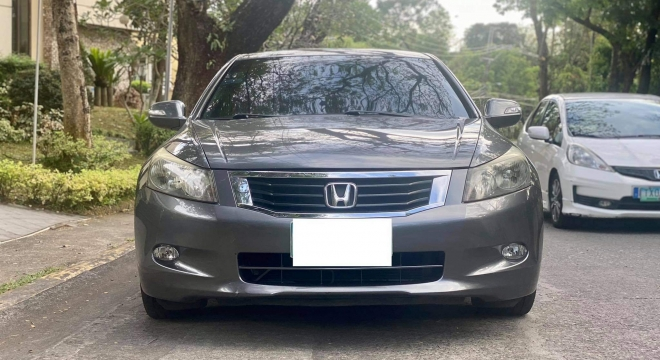 2009 Honda Accord 2.4 S AT
