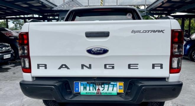 2014 Ford Ranger 2.2L Wildtrak 4x4 MT