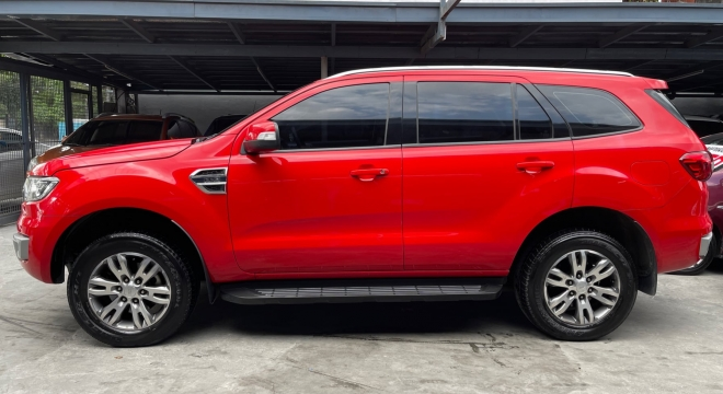 2015 Ford Everest 2.2 AT