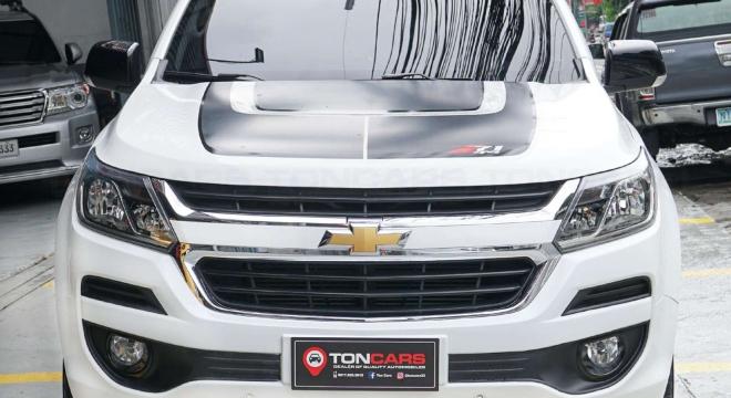 2018 Chevrolet Trailblazer Z71 4x4