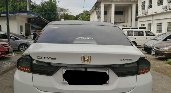 2014 Honda City E MT
