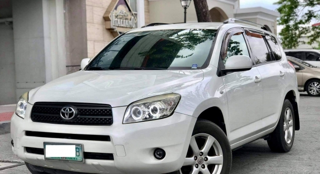 2008 Toyota Rav4 (4X2) AT