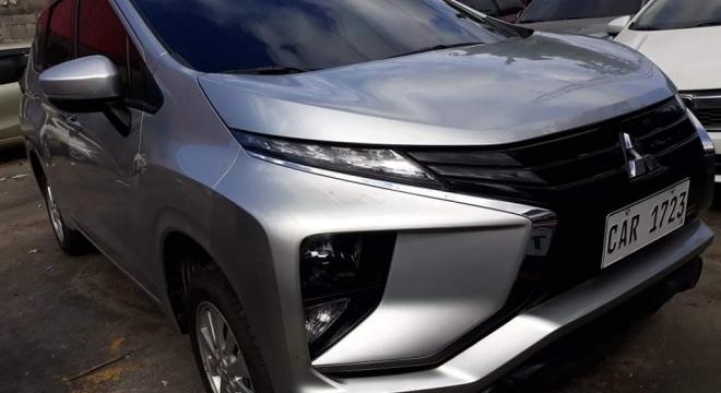 2019 Mitsubishi Xpander GLX MT