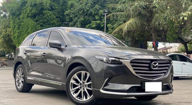 2018 Mazda CX-9 2.5 Turbocharged Skyactiv AWD