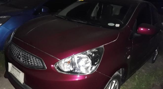 2019 Mitsubishi Mirage G4 GLX AT Gasoline