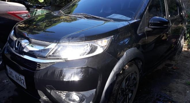 2018 Honda BR-V S CVT