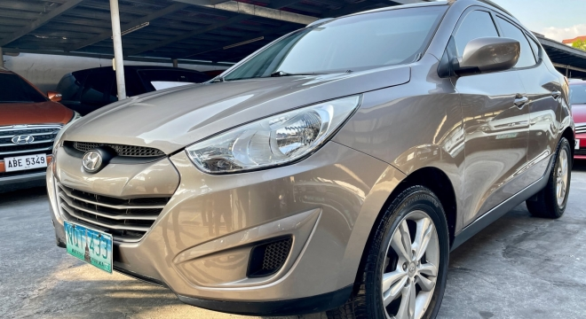 2010 Hyundai Tucson 2.0 GL AT