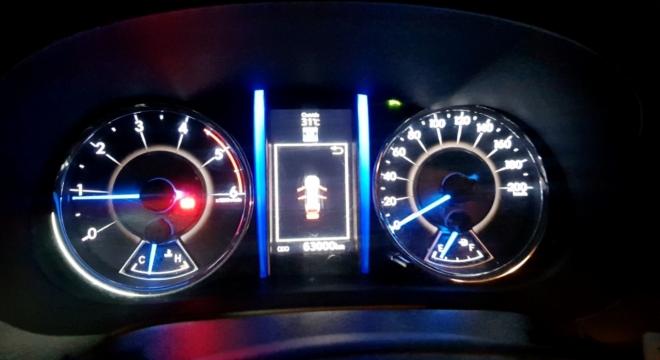 2017 Toyota Fortuner G 2.4L AT Diesel (4x2)