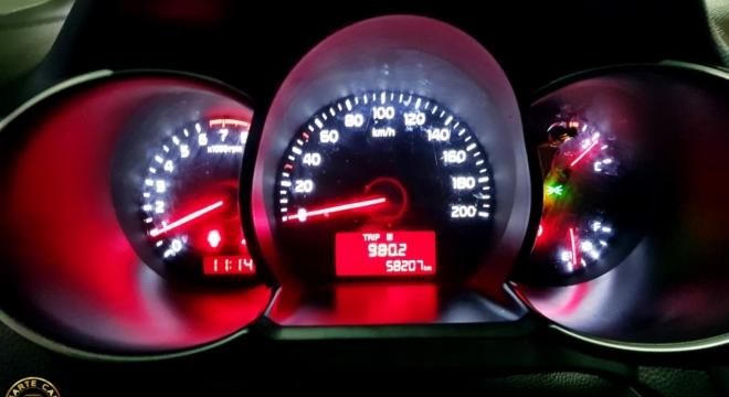 2016 Kia Picanto EX MT