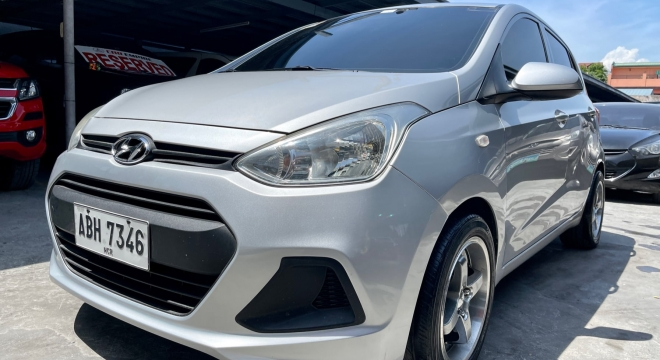2015 Hyundai Grand i10 1.0L AT