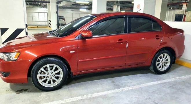 2015 Mitsubishi Lancer EX MX 1.6L AT Gasoline