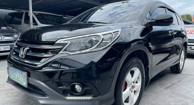 2013 Honda CR-V 2.0L AT Gasoline