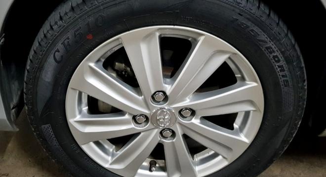 2017 Toyota Vios 1.3 e AT