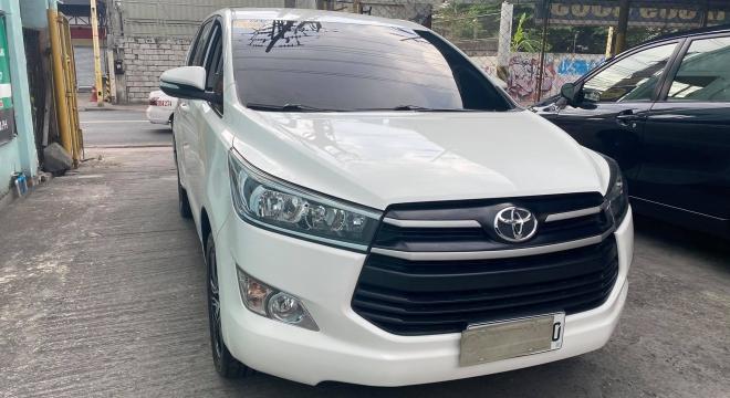 2017 Toyota Innova J MT Diesel