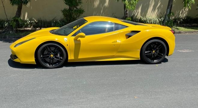 2018 Ferrari 488 GTB 3.9L AT Gasoline