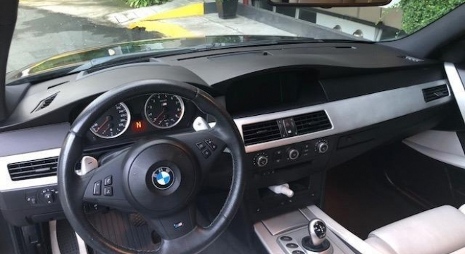 2006 BMW M5 5L AT Gasoline