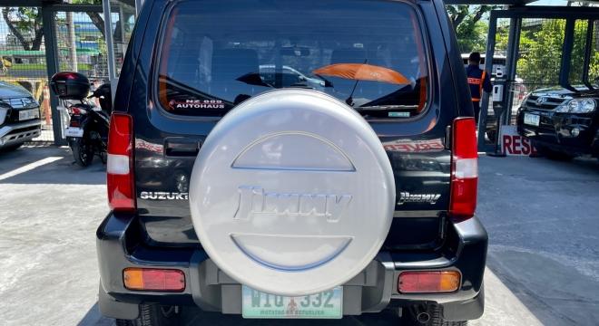 2013 Suzuki Jimny JLX A/T