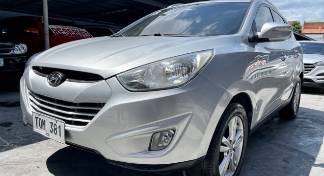 2012 Hyundai Tucson 2.0 GLS AT