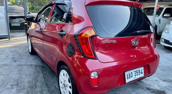 2014 Kia Picanto EX 1.2L AT Gas