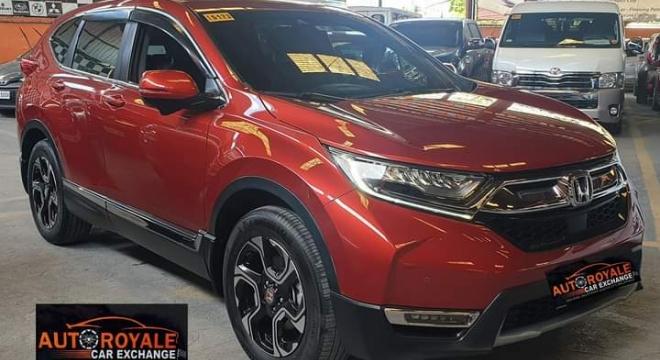 2019 Honda CR-V i-DTEC