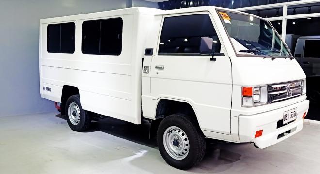 2020 Mitsubishi L300 2.2 MT Diesel