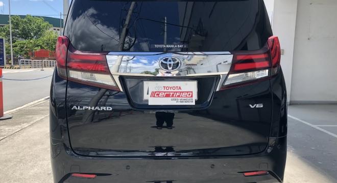 2015 Toyota Alphard 3.5L AT Gasoline