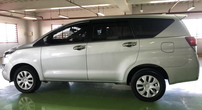 2019 Toyota Innova J Diesel MT